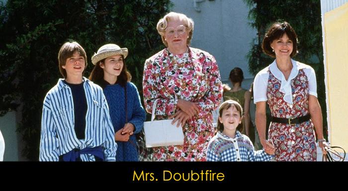 En İyi Aile Filmleri - Mrs. Doubtfire