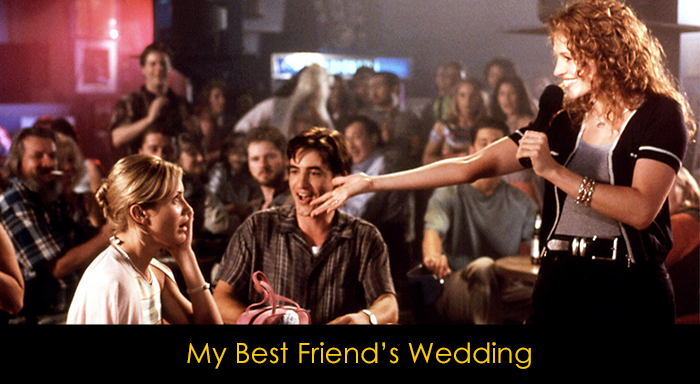 Julia Roberts Filmleri - My Best Friend's Wedding