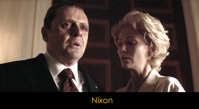 Anthony Hopkins Filmleri - Nixon