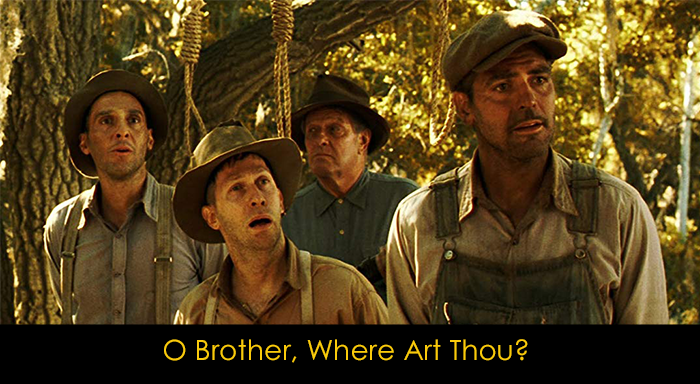 En İyi George Clooney filmleri - O Brother, Where Art Thou