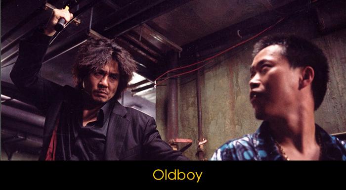 En İyi Gizem Filmleri - Oldboy
