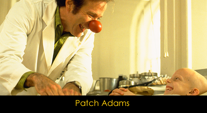 En İyi Robin Williams Filmleri - Patch Adams