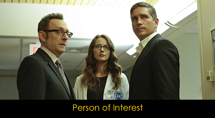 En İyi Polisiye Dizileri - Person of Interest