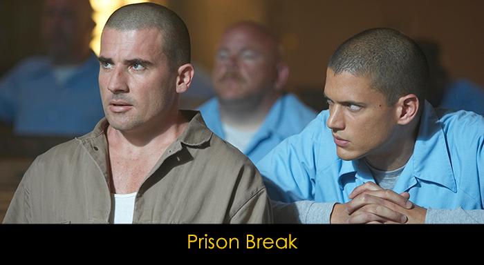 En İyi Gerilim Dizileri - Prison Break