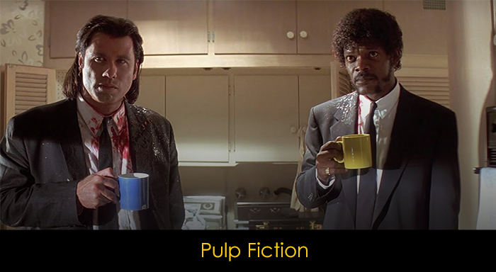 Tarantino Filmleri - Pulp Fiction