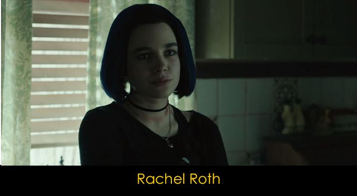 Titans Dizisi Oyuncuları - Rachel Roth