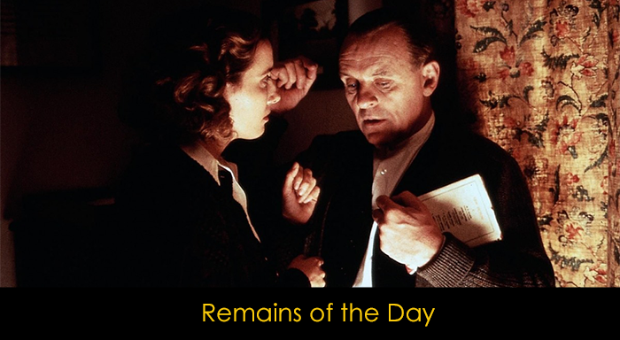 Anthony Hopkins Filmleri - Remains of the Day