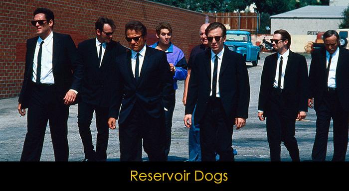 Tarantino Filmleri - Reservoir Dogs