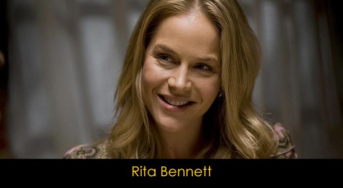 Dexter Dizisi Oyuncuları - Rita Bennett