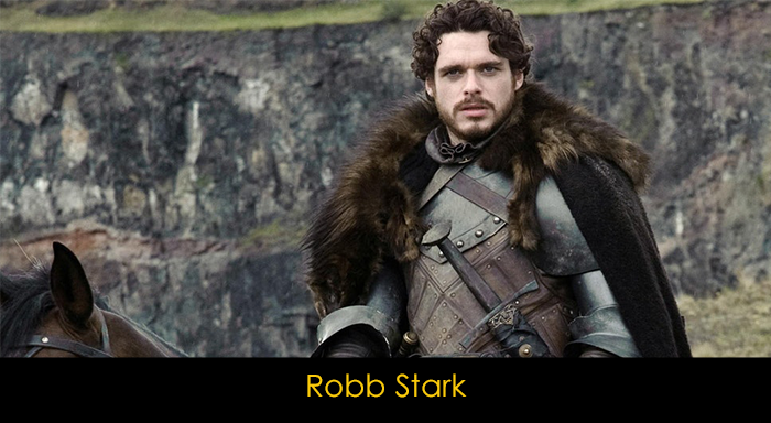 Game of Thrones Oyuncuları - Robb Stark