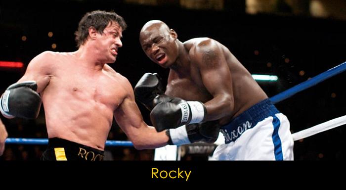 En İyi Dövüş Filmleri - Rocky