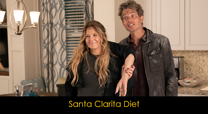En İyi Zombi Filmleri - Santa Clarita Diet