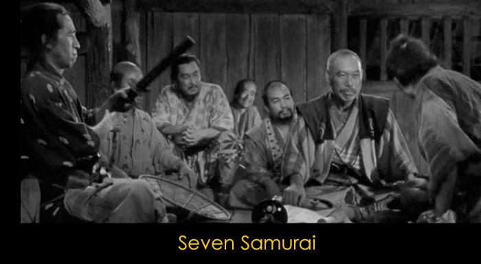 En İyi Aksiyon Filmleri - Seven Samurai