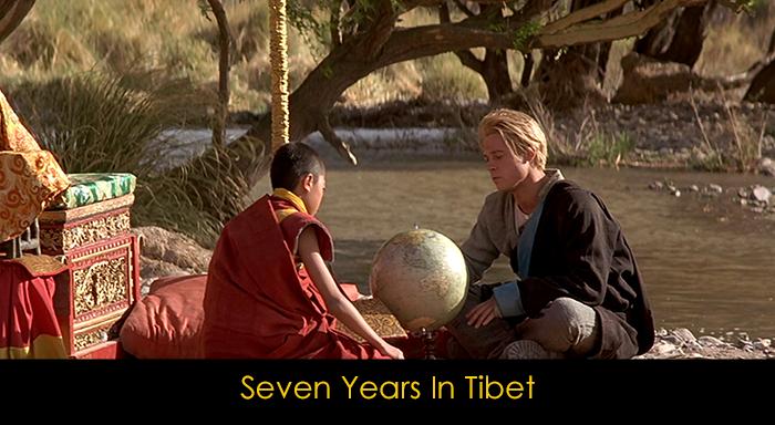 Yolculuk Filmleri - Seven Years in Tibet