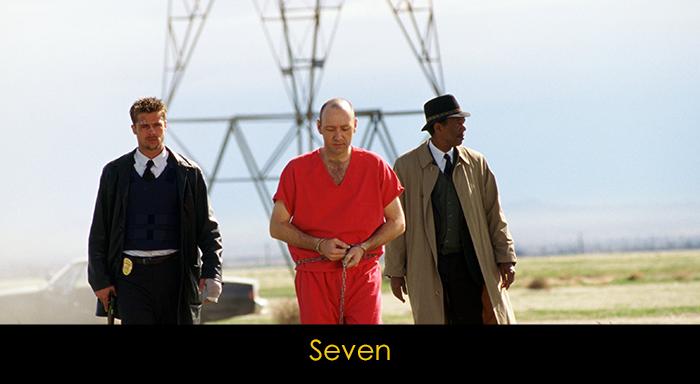 David Fincher filmleri - Seven