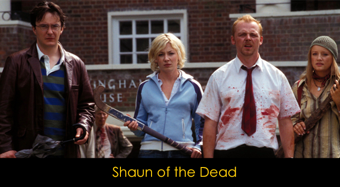 En İyi Komedi Filmleri - Shaun of the Dead