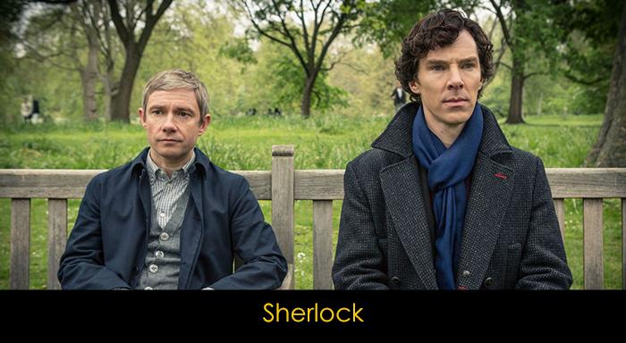 En İyi Polisiye Dizileri - Sherlock