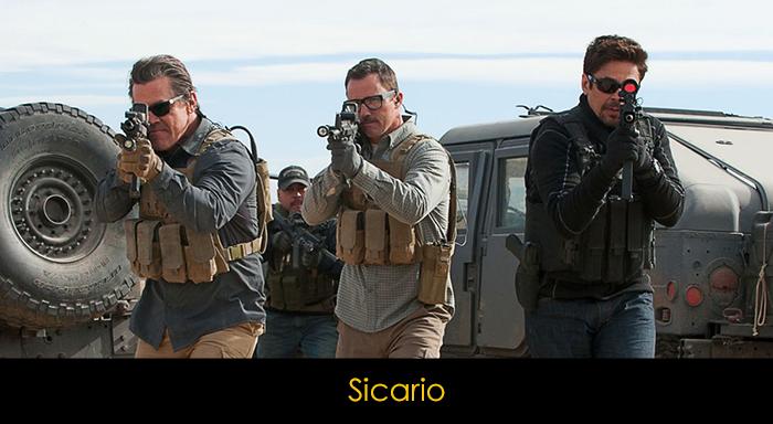 En İyi Aksiyon Filmleri - Sicario