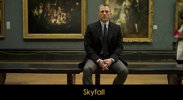 En İyi Aksiyon Filmleri - Skyfall