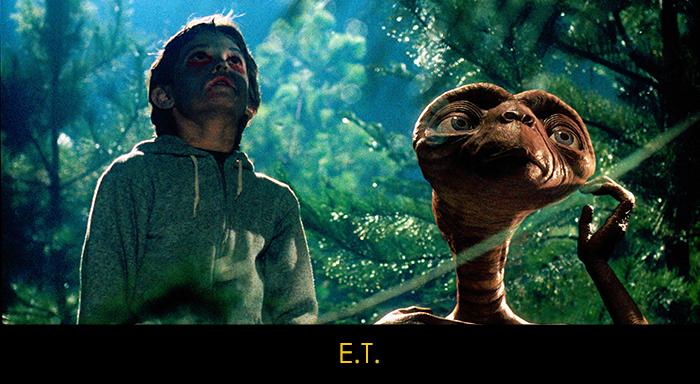 En İyi Aile Filmleri - E.T.