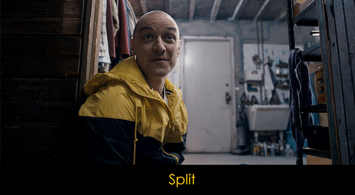 James McAvoy Filmleri - Split