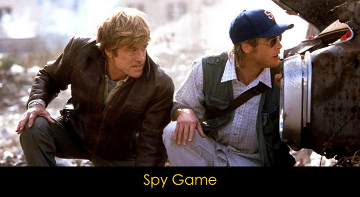 En İyi Ajanlık Filmleri - Spy Game