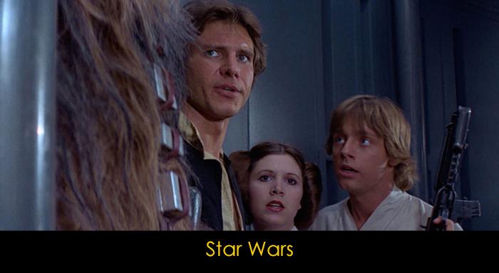 En İyi Aksiyon Filmleri - Star Wars