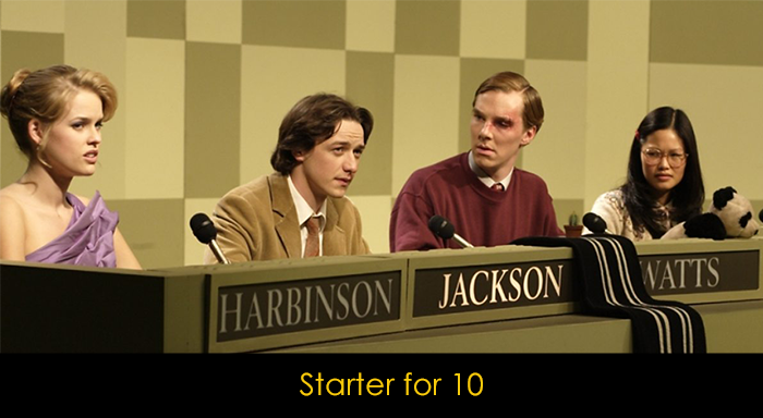 James McAvoy Filmleri - Starter for 10