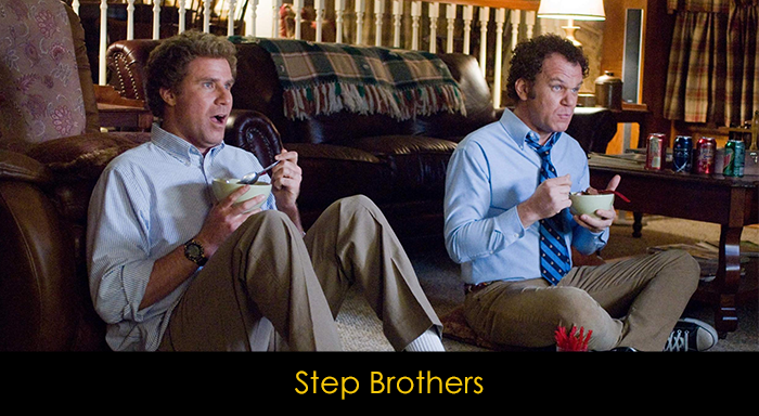 En İyi Komedi Filmleri - Step Brothers