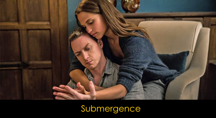 James McAvoy Filmleri - Submergence