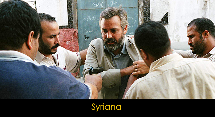 En İyi George Clooney filmleri - Syriana