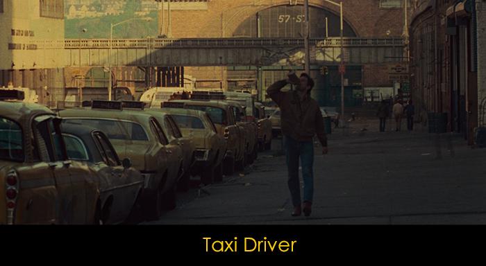 Martin Scorsese Filmleri - Taxi Driver