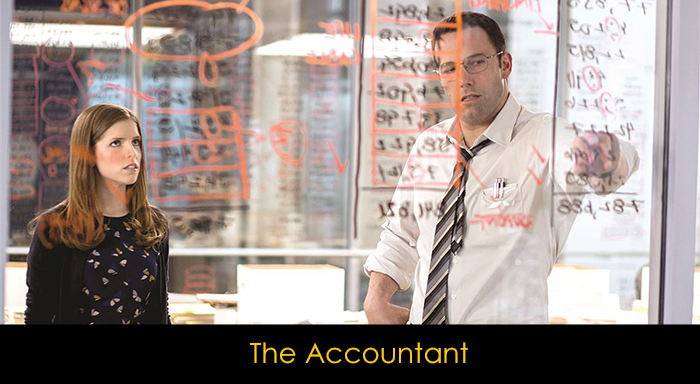 Ben Affleck Filmleri - The Accountant