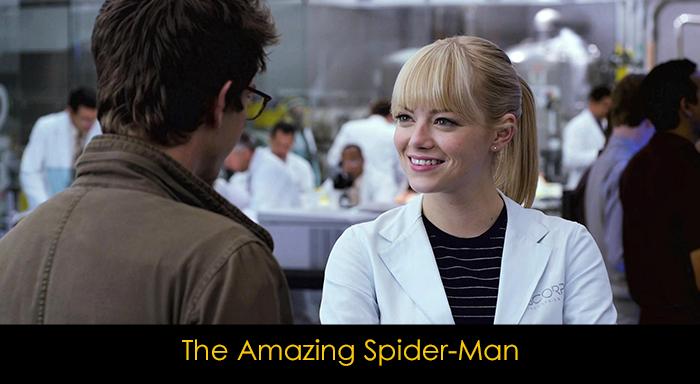 Emma Stone Filmleri - The Amazing Spiderman