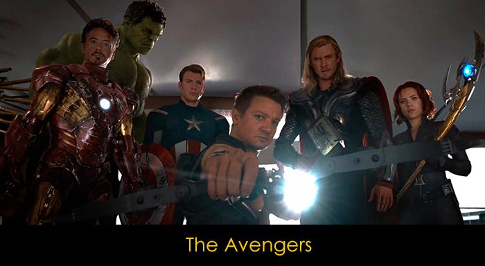 En İyi Macera Filmleri - The Avengers