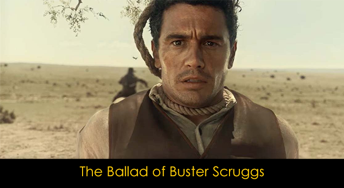 En İyi Western Filmleri - The Ballad of Buster Scruggs