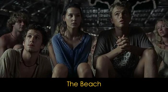 Yolculuk Filmleri - The Beach