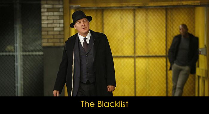 En İyi Polisiye Dizileri - The Blacklist