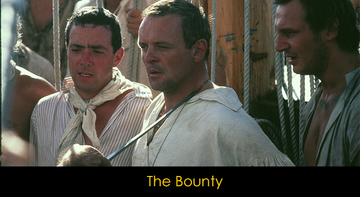 Anthony Hopkins Filmleri - The Bounty