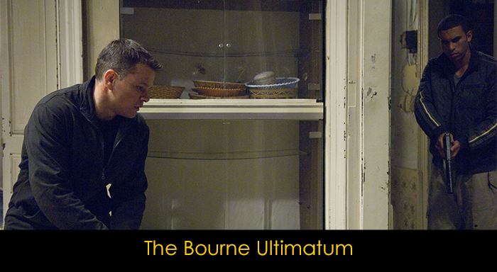 En İyi Aksiyon Filmleri - The Bourne Ultimatum