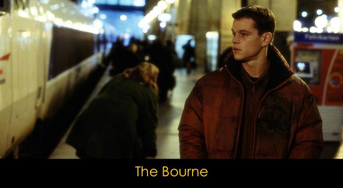 En İyi Ajanlık Filmleri - The Bourne
