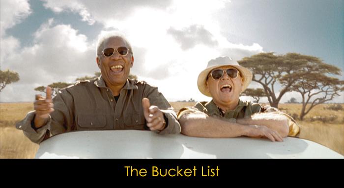 Yolculuk Filmleri - The Bucket List