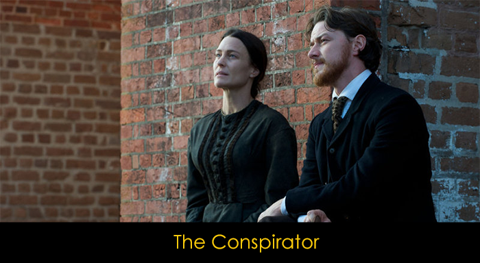 James McAvoy Filmleri - The Conspirator