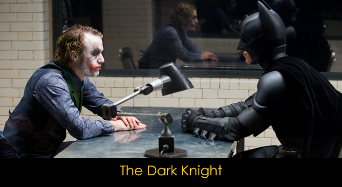 En İyi Aksiyon Filmleri - The Dark Night