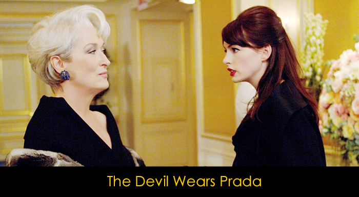 Anne Hathaway Filmleri - The Devil Wears Prada