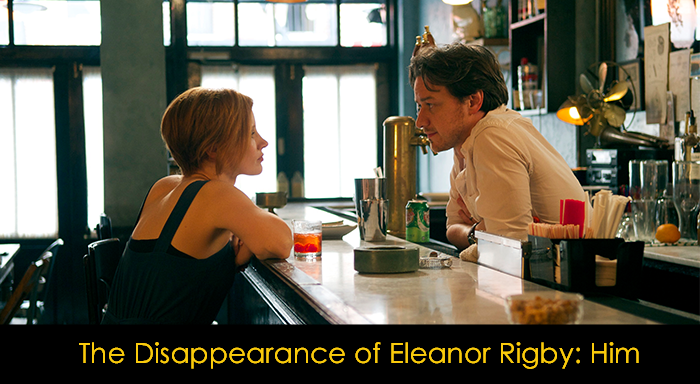 James McAvoy Filmleri - The Disappearance of Eleanor Rigby
