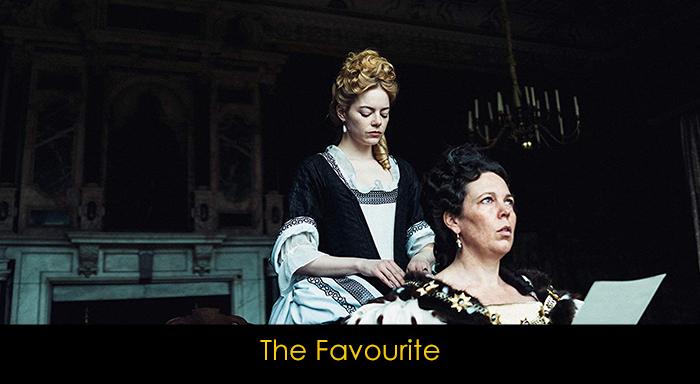 Emma Stone Filmleri - The Favourite