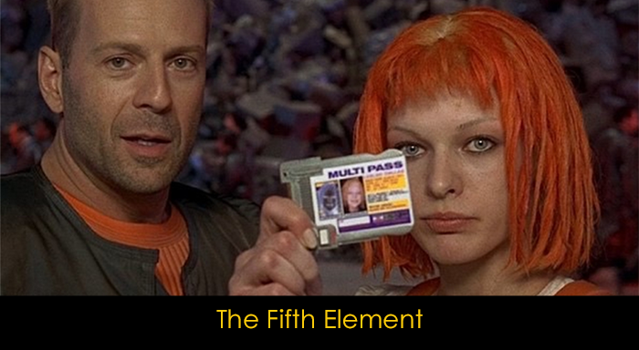 En İyi Aksiyon Filmleri - The Fifth Element