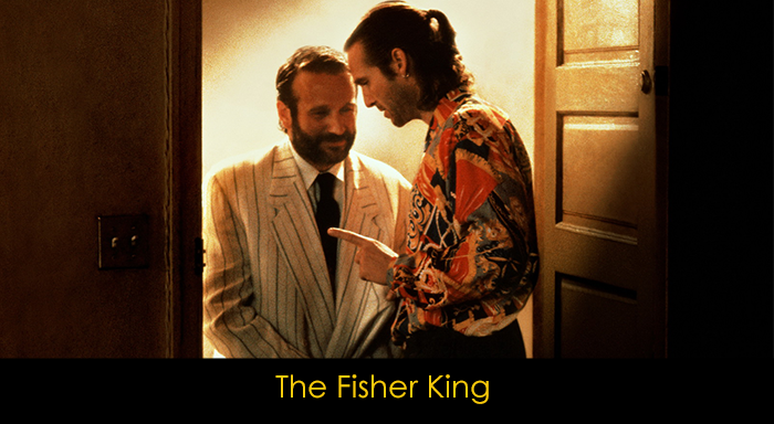 En İyi Robin Williams Filmleri - The Fisher King
