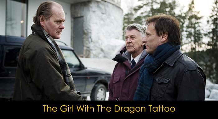 En İyi İskandinav Filmleri - The Girl With the Dragon Tattoo